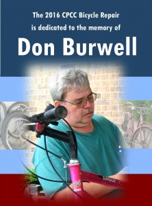 2016 Don Burwell Memorial Bike Repair cropped