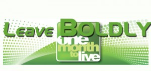 Leave Boldly