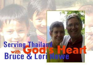 Serving Thailand - Bruce-Lori